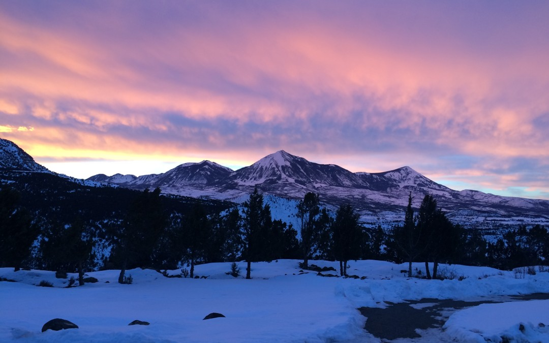 Mount Lamborn Morning