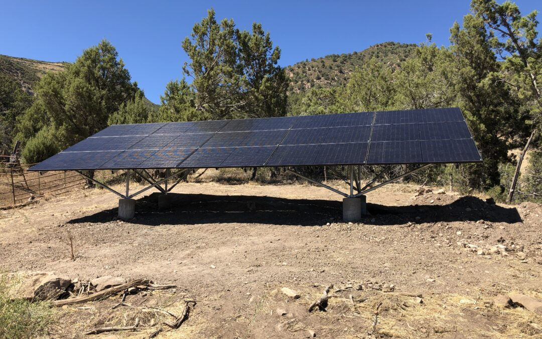 Juniper Gulch Ranch Solar